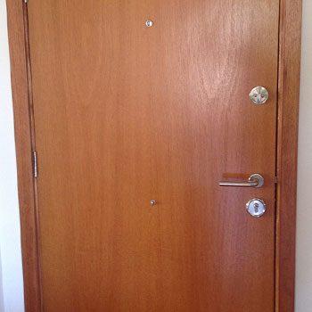 Reforzamiento de puertas